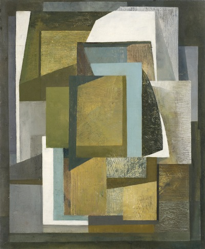 Painting / Composition, 1951. Please click to see an enlarged image