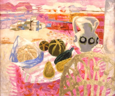 Provencal Still Life, 1961. Please click to see an enlarged image