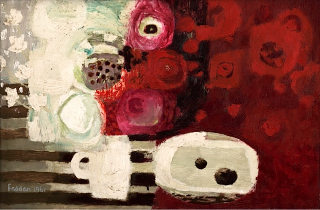 Red & White, 1961. Please click to see an enlarged image
