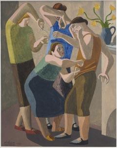 Anthony Hepworth Fine Art Artists William Roberts